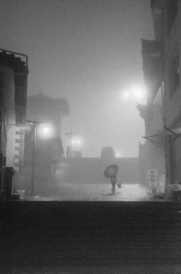 Misty morning 4