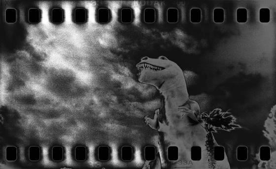 T rex nightmare