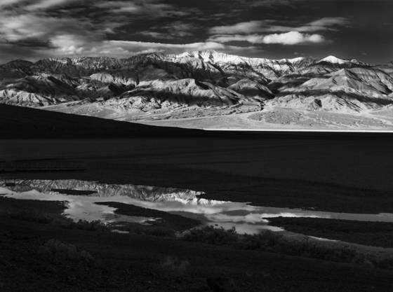 Badwater and telescope peak