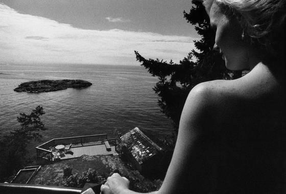 Woman and island 2