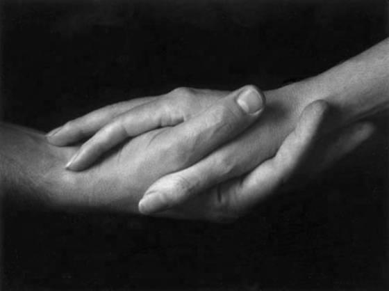 O   hands