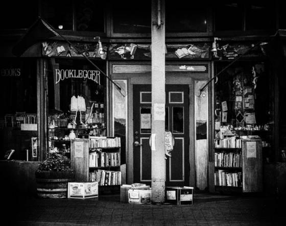 The booklegger