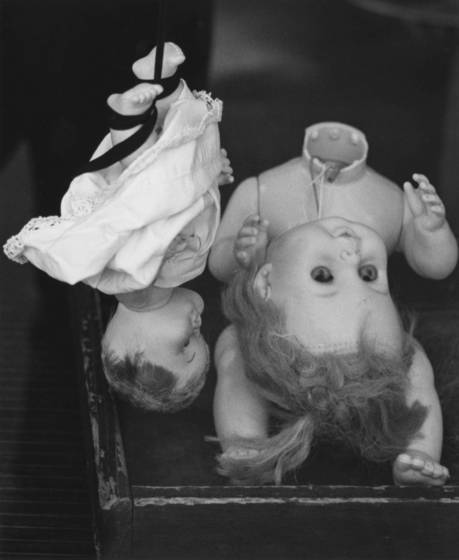 What happens to dolls in greenwich village