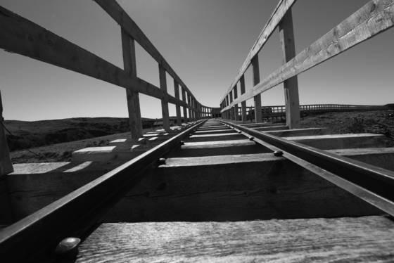 Infinity rails