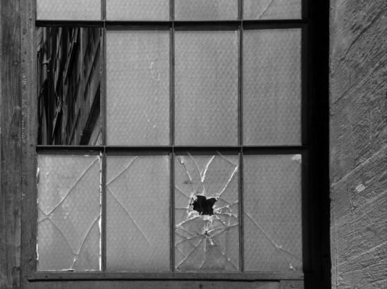 Rail yard window