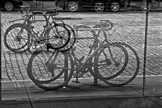 How many bikes