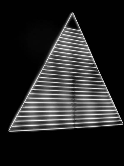 Neon sculpture
