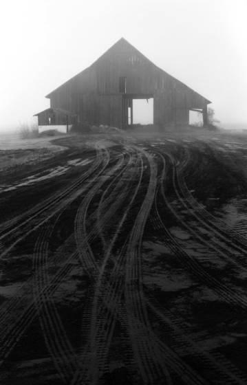 Barn highway 43