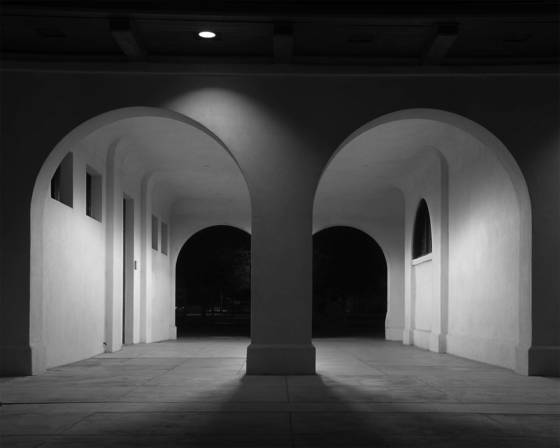 Santa fe arches