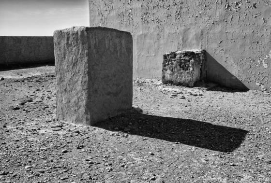 Rocks and walls