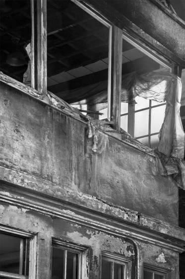Warehouse remains