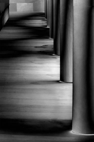 Hall columns