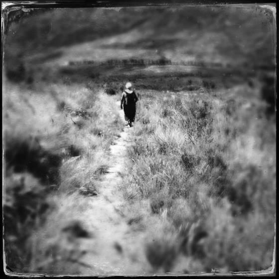 Quiet hike