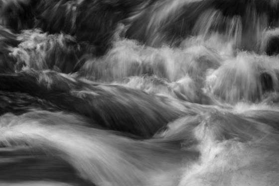 Lower merced river