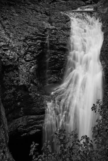 Cave creek falls