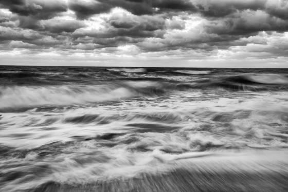 Ocean in flux