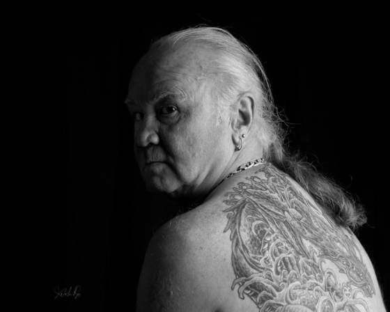 Jazz and tattoo