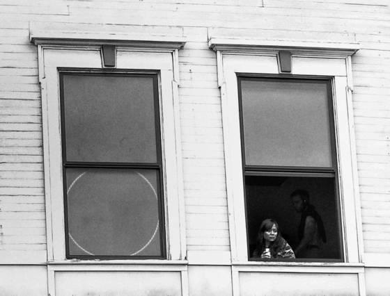 Look thru any window