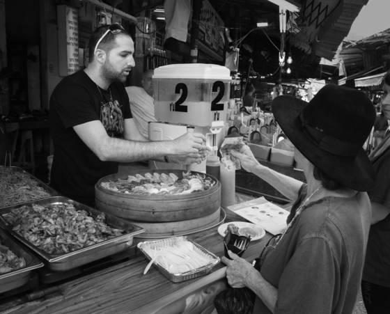 Carmel market 1906 tel aviv