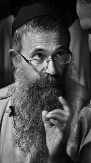 Scribe qasrin synagogue bw 1094