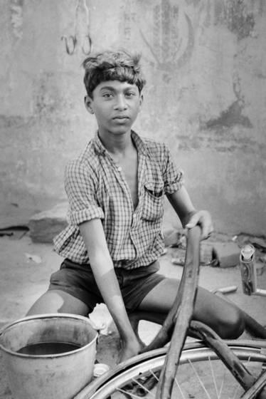 Bicycle wallah