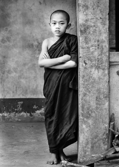 The faces of myanmar 4
