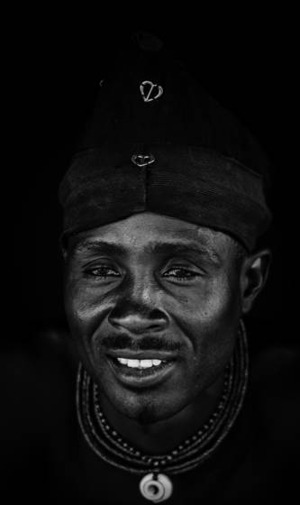 Himba man 1
