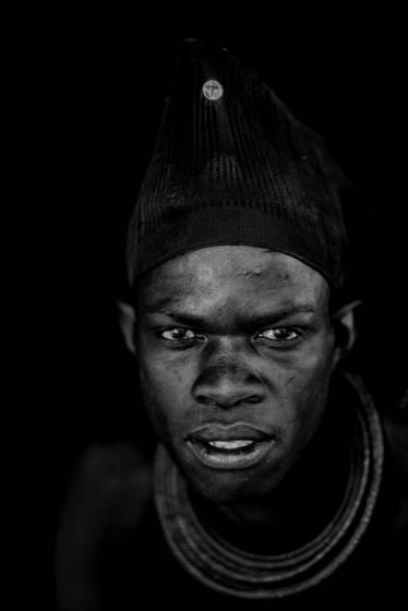 Himba man 2