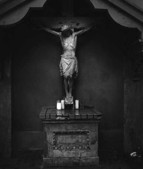 Tucson crucification