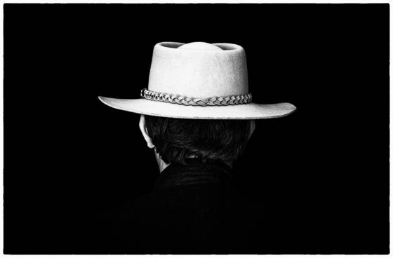 Man in the akubra