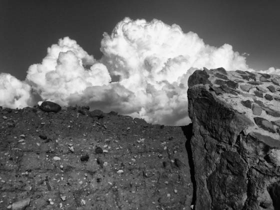 Adobe and clouds
