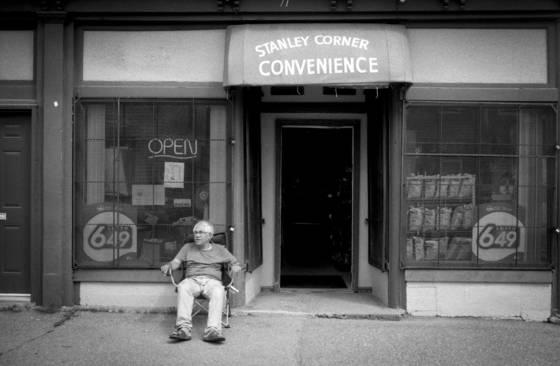 Stanley corner
