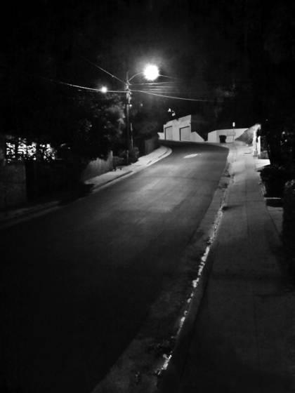 Echo park side street