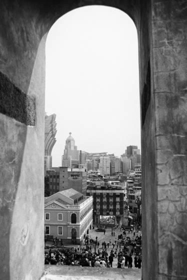 Macau framed