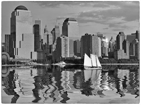 12 nyc reflections