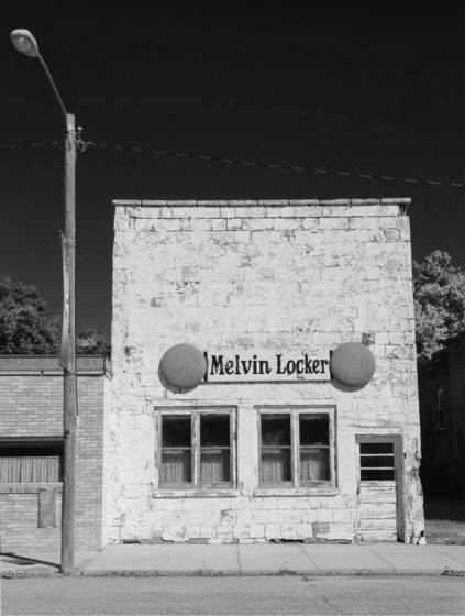Melvin locker