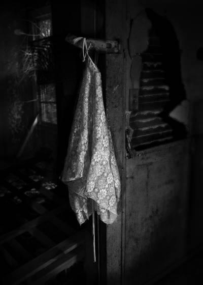 Forgotten apron