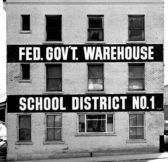 Government warehouse