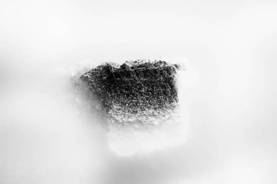 Black on white 3