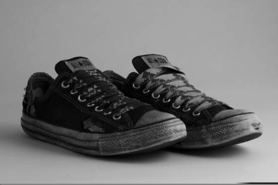 Low top all stars