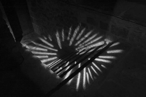Abbey shadows