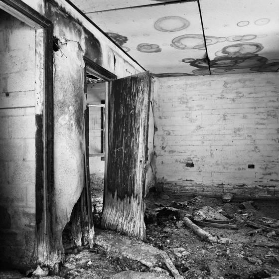 The abandoned bath house