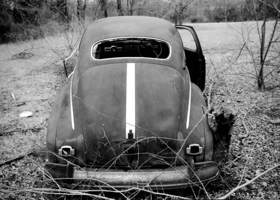 Car end