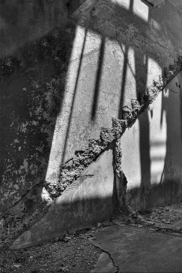 Walkway and shadows  angel island ca  2008