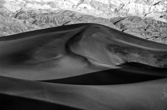 Death valley dunes  1 winter 2011