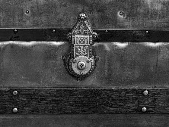 Trunk lock 1