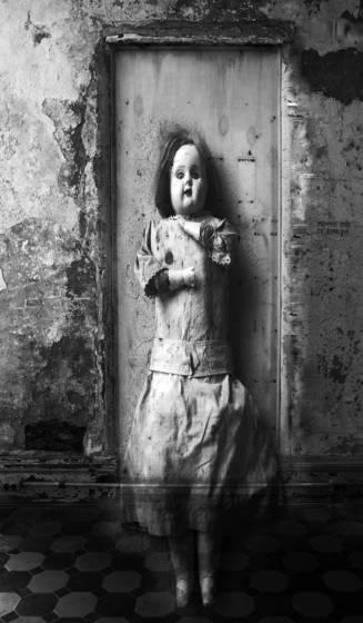 Abandoned doll 1