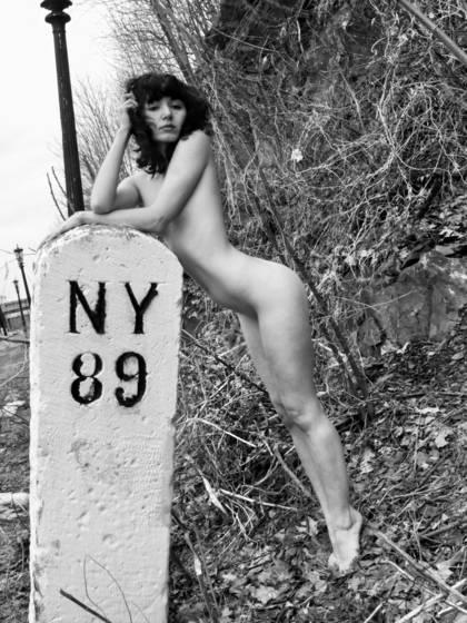 Hudson river line mile marker 89