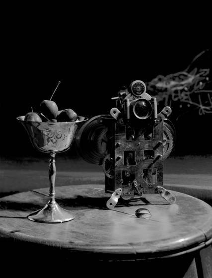 Cherries and mechanism