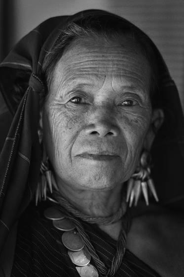 Kayaw elder